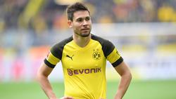 Raphael Guerreiro soll den BVB angeblich verlassen