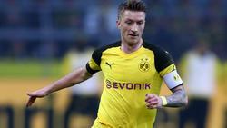 Marco Reus wünscht sich den Meistertitel für seinen BVB