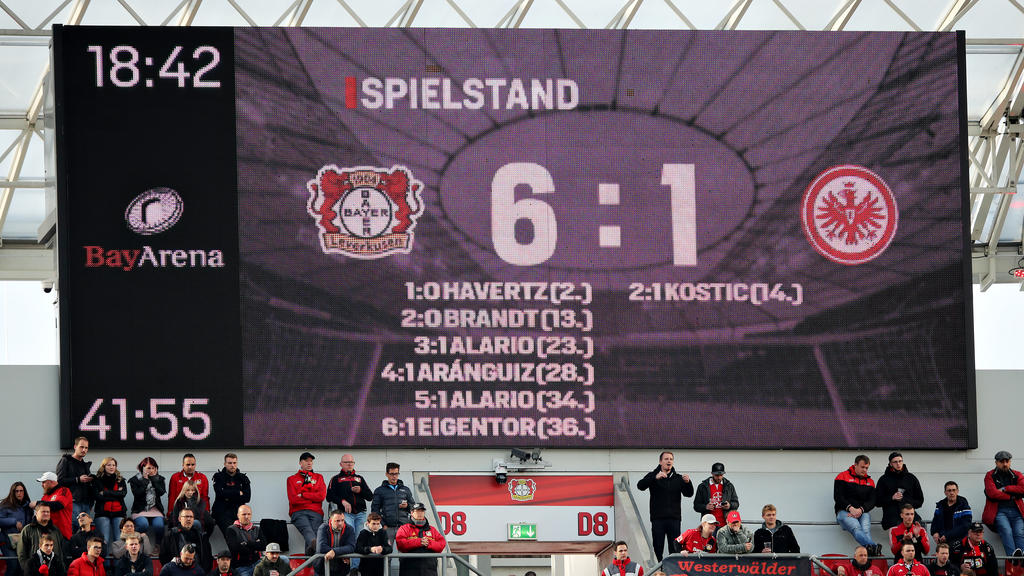 Eintracht Frankfurt nach Halbfinal-Aus: