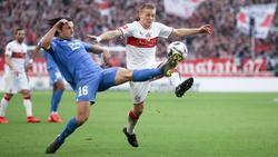 Santiago Ascacíbar könnte den VfB Stuttgart in Richtung Russland verlassen
