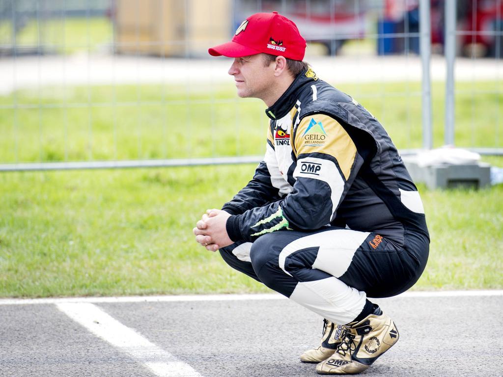 Petter Solberg greift 2017 erneut an