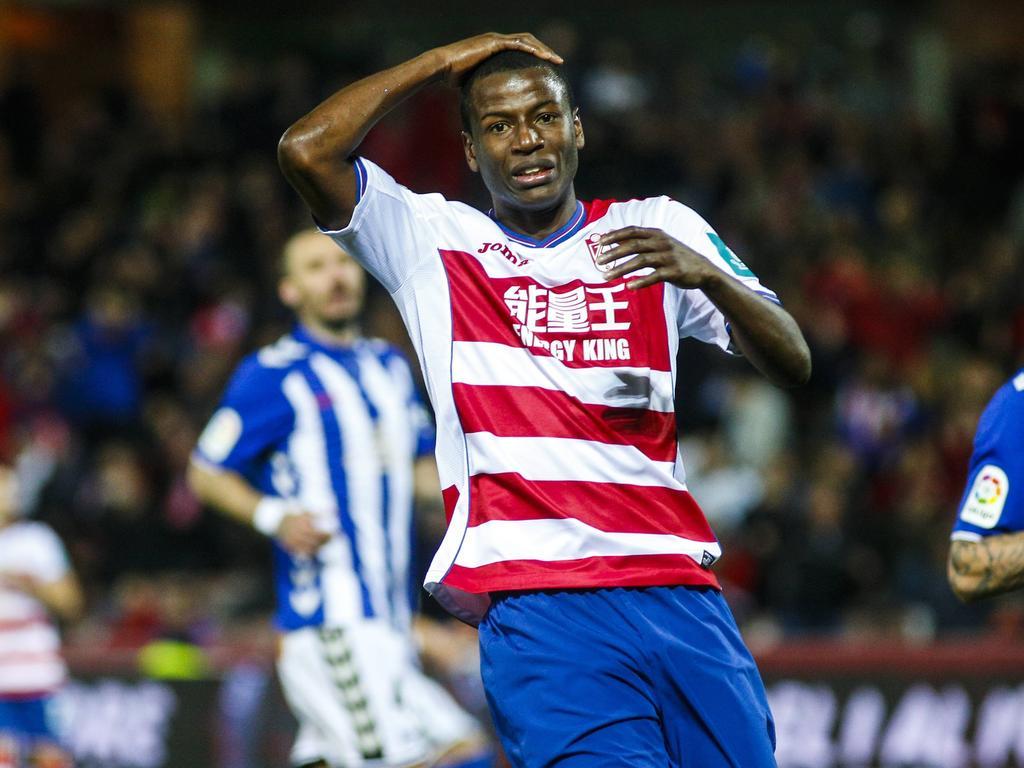 Adrián Ramos und der FC Granada sind in die spanische zweite Liga abgestiegen
