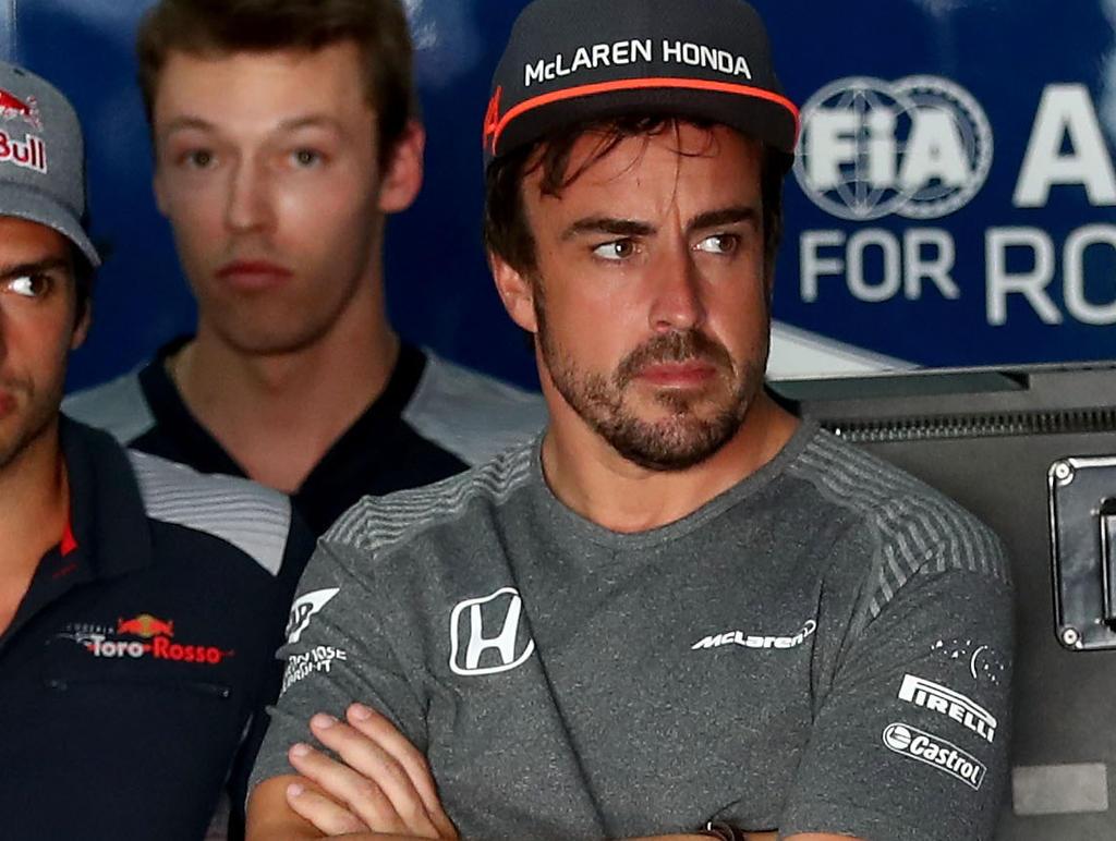 Fernando Alonso hört seit Jahren auf den Rat des Teamchefs Flavio Briatore