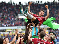 Artur Sobiech stürmt künftig für den SV Darmstadt