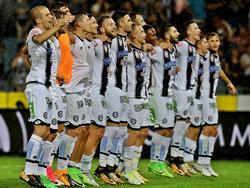 Nach dem Erfolg gegen den SKN wollen die Steirer auch gegen Fenerbahçe etwas zu feiern haben