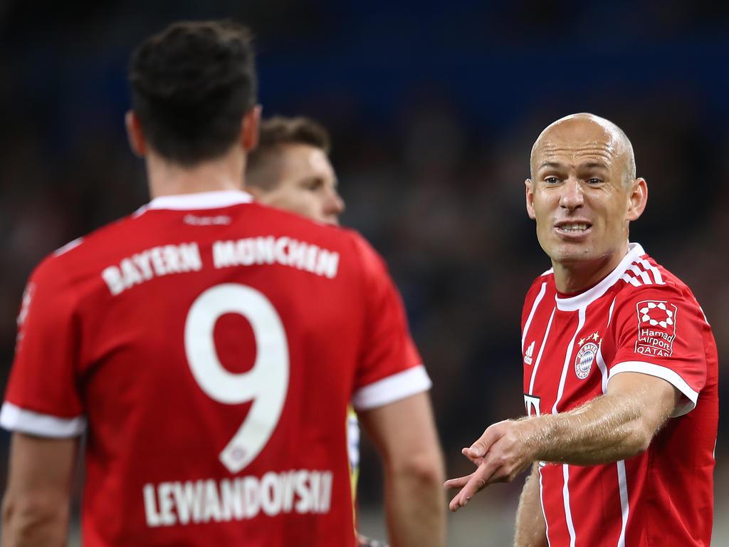 Beim FC Bayern gibt es derzeit viel Gesprächsbedarf