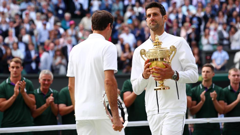 Novak Djokovic siegte zum fünften Mal in Wimbledon