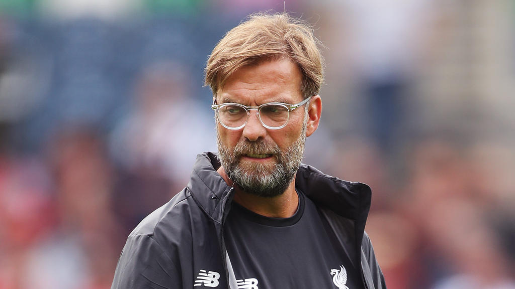 Jürgen Klopp sieht Liverpool nicht in der Favoritenrolle