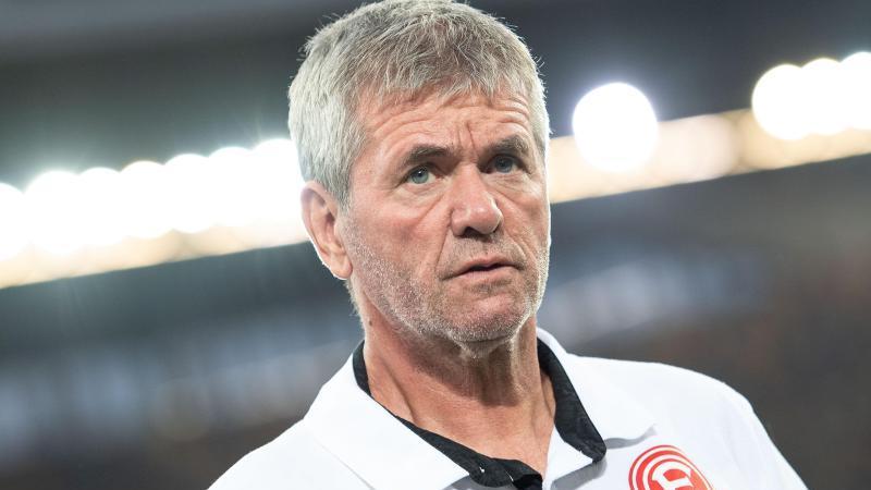 Verteidigt die Vereins-Führung von Fortuna Düsseldorf: Friedhelm Funkel