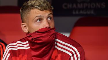 Wechselte im Sommer von Gladbach zum FC Bayern: Mickael Cuisance