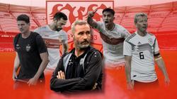 VfB Stuttgart in der 2. Bundesliga in der Krise