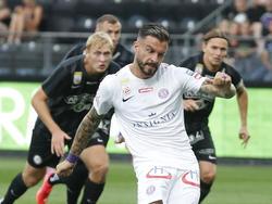 Marco Djuricin sicherte Austria mit zwei Toren bei Sturm ein 2:2-Remis