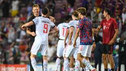 Der FC Bayern dominierte in Barcelona nach Belieben