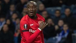 Frisch gebackener Vater: Moussa Diaby von Bayer Leverkusen