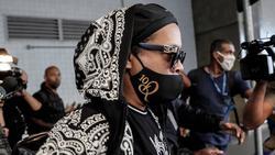Ronaldinho und sein Bruder sind wieder in Brasilien