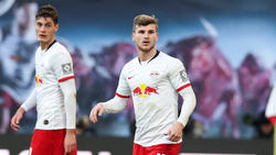 Timo Werner (r.) wird nicht mehr für RB Leipzig auflaufen, Patrik Schick soll hingegen bleiben