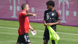 Kingsley Coman wird dem FC Bayern in den nächsten Tagen fehlen