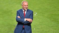 Karl-Heinz Rummenigge ist um einen corona-freien Supercup bemüht