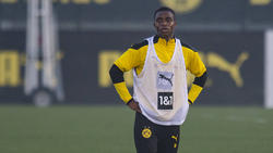Youssoufa Moukoko könnte gegen Hertha BSC sein BVB-Debüt geben