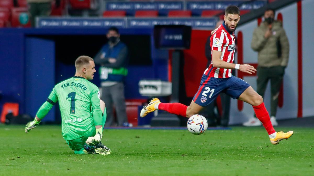 FC Barcelona verliert bei Atlético Madrid