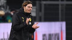 Edin Terzic reist mit dem BVB zum Top-Spiel nach Leverkusen