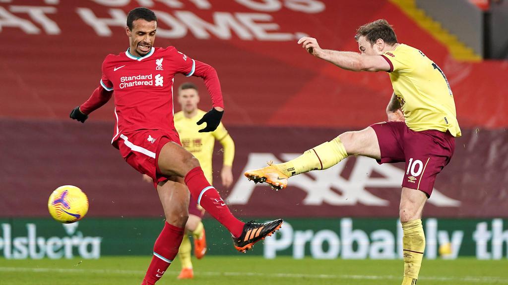 Der FC Liverpool verliert den Anschluss an die Ligaspitze