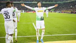 Weiß, wie man gegen die Bayern trifft: Gladbachs Ramy Bensebaini