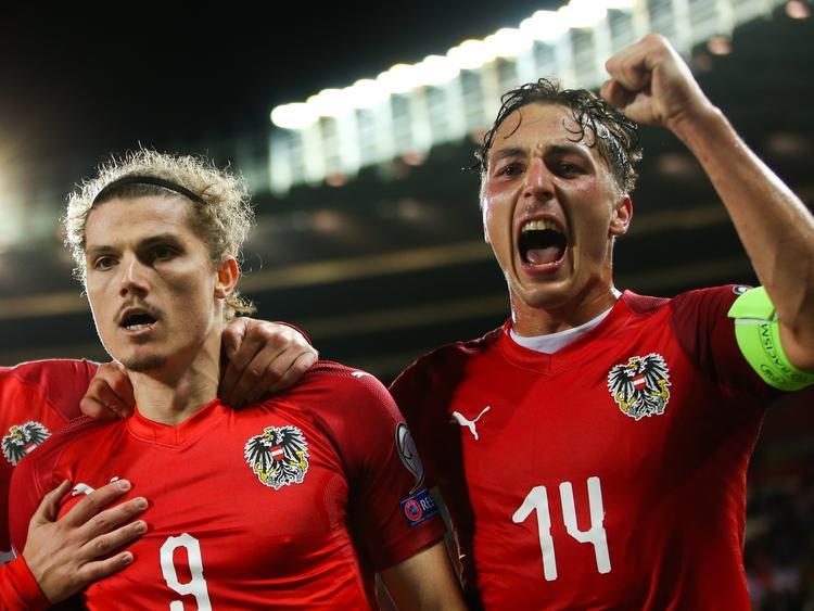 Die beiden überzeugen auch oft im ÖFB-Nationalteam