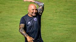 Jorge Sampaoli folgt auf Andre Villas-Boas