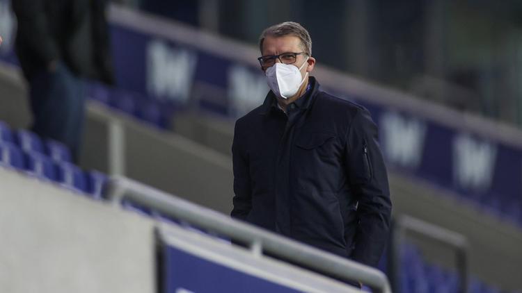 Peter Knäbel trägt vorerst die Verantwortung beim FC Schalke 04