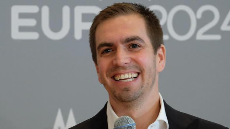 OK-Chef für die EM 2024 in Deutschland: Philipp Lahm