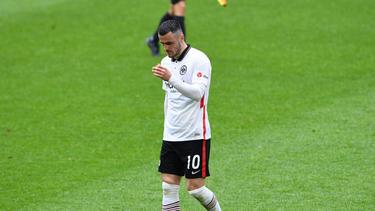Filip Kostic zählt zu den Leistungsträgern von Eintracht Frankfurt
