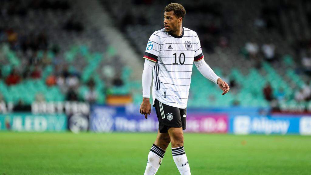 Auch Lukas Nmecha wird bei Eintracht Frankfurt gehandelt