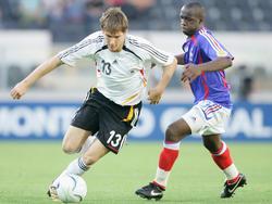 U21-EM 2006: DFB-Elf ohne Chance gegen Frankreich