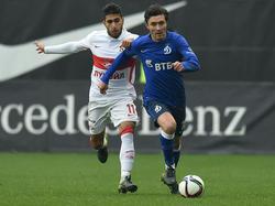 Yuiry Zhirkov (r.) wechselt zu Zenit St. Petersburg