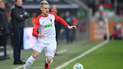 Philipp Max hatte im Sommer keine Angebote von europäischen Topklubs vorliegen