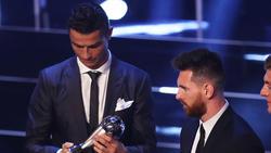 Cristiano Ronaldo und Lionel Messi erschienen nicht zur Weltfußballer-Gala