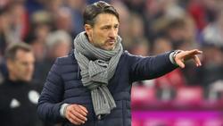 Niko Kovac gerät beim FC Bayern erneut in die Kritik