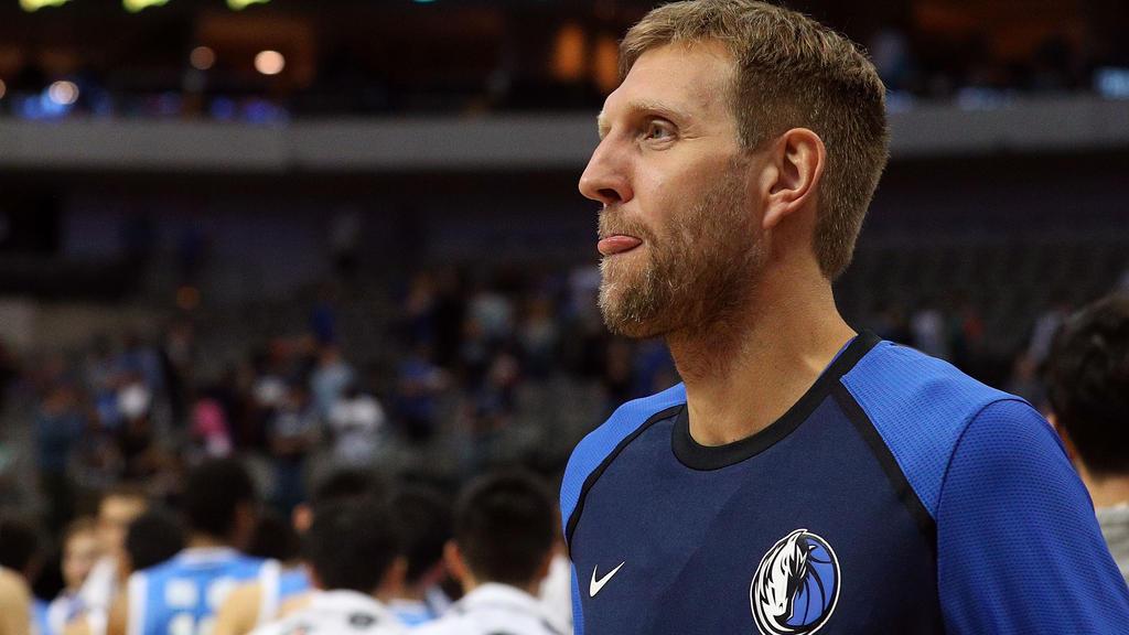 Steht Dirk Nowitzki schon in Kürze wieder für die Dallas Mavericks auf dem Parkett?