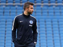 Markus Suttner hat bei Brighton & Hove Albion einen schweren Stand
