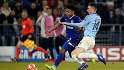 Weston McKennie musste gegen Manchester City vorzeitig ausgewechselt werden