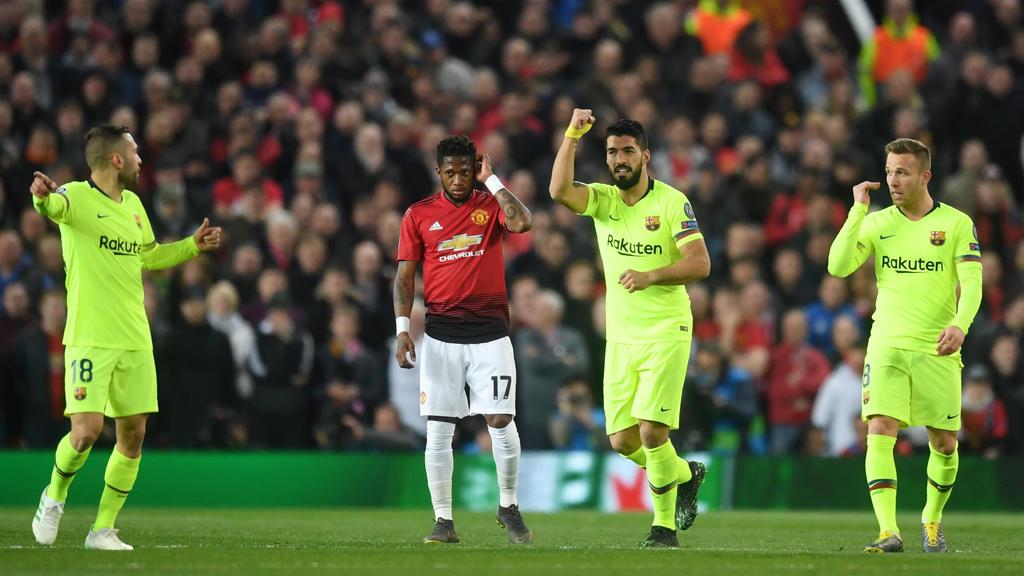 Der FC Barcelona befindet sich auf Halbfinal-Kurs