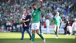 Claudio Pizarro bleibt noch ein Jahr länger in der Bundesliga