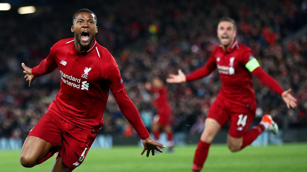Der FC Liverpool ist einer von vier englischen Klubs im Europacup-Finale