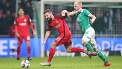Marc Stendera vor Wechsel von Eintracht Frankfurt zum HSV oder 1. FC Köln?
