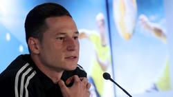 Julian Draxler glaubt an Neymars Unschuld
