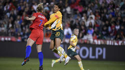 Abby Dahlkemper vs. Sam Kerr
