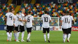 Deutschland gelingt perfekter Start in die U21-EM
