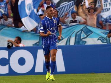 El jugador de Godoy Cruz, Javier Correas. (Foto: Imago)