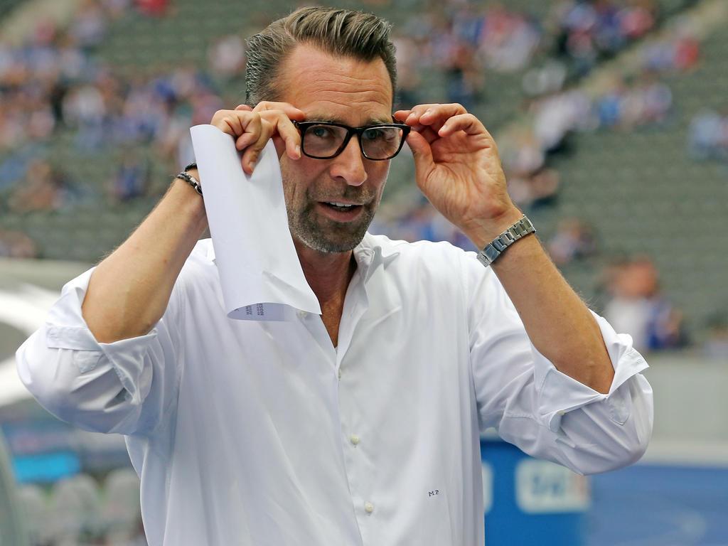 Michael Preetz und die Berliner nehmen die EuroLeague nicht auf die leichte Schulter
